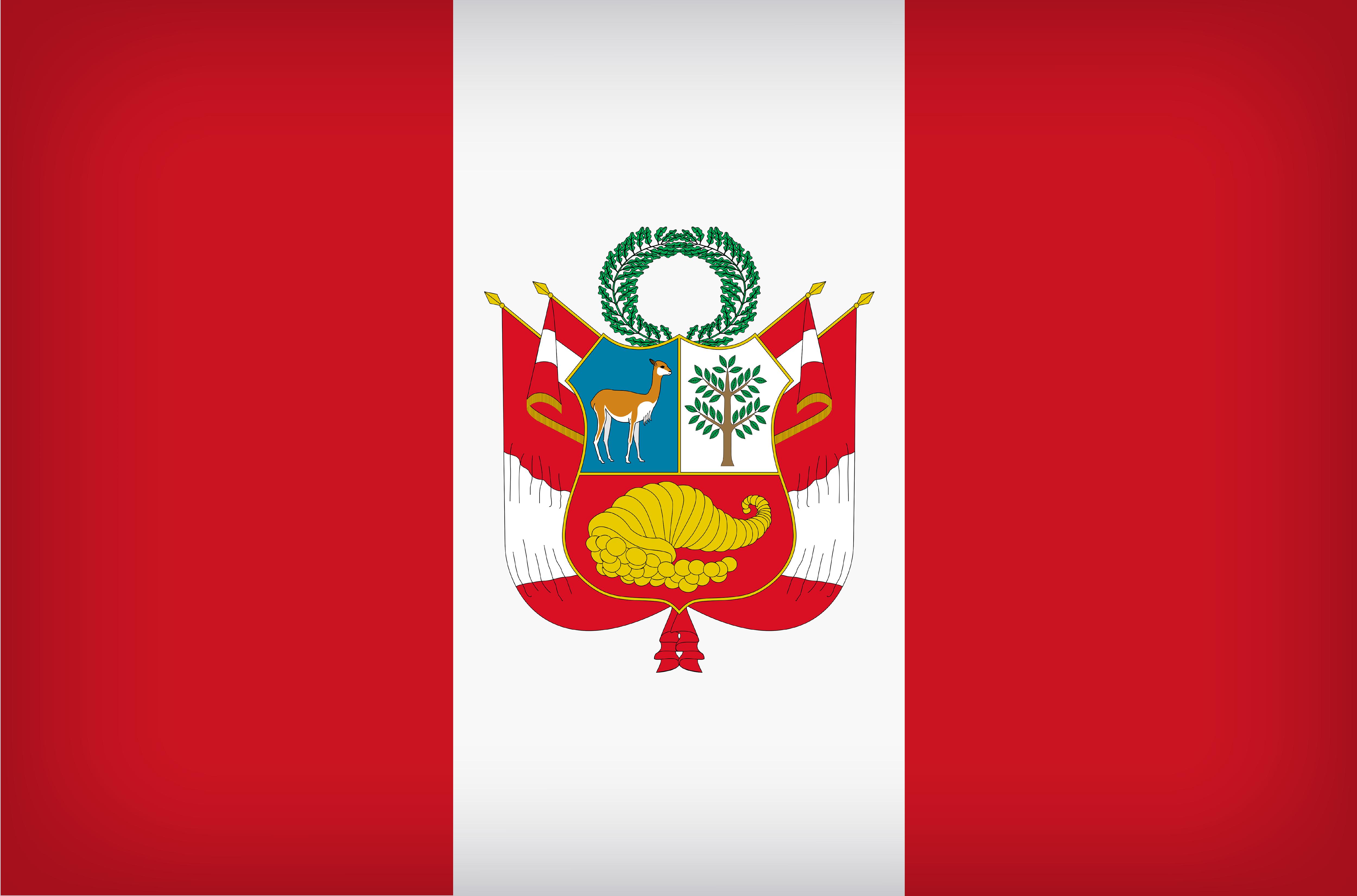 drapeau du perou