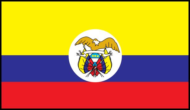 drapeau de colombie