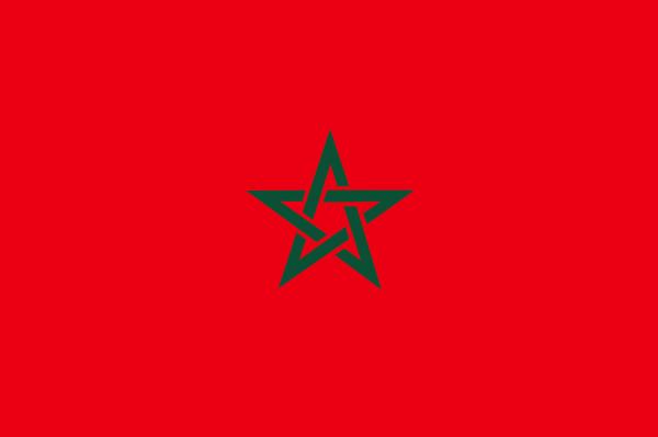 le drapeau du maroc les plus beaux drapeaux du monde. Black Bedroom Furniture Sets. Home Design Ideas