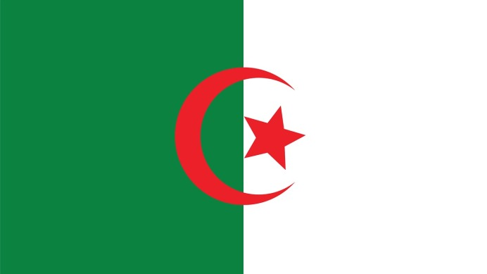 Algerie Drapeau le drapeau de l'algérie – les plus beaux drapeaux du monde