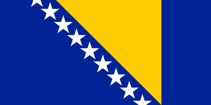 bosnia-flag-1158155_1280